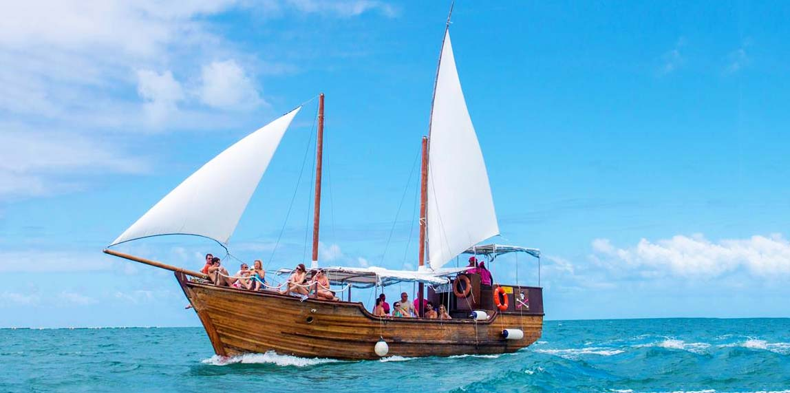 Pirate Boat Cruise to Ile Aux Cerfs