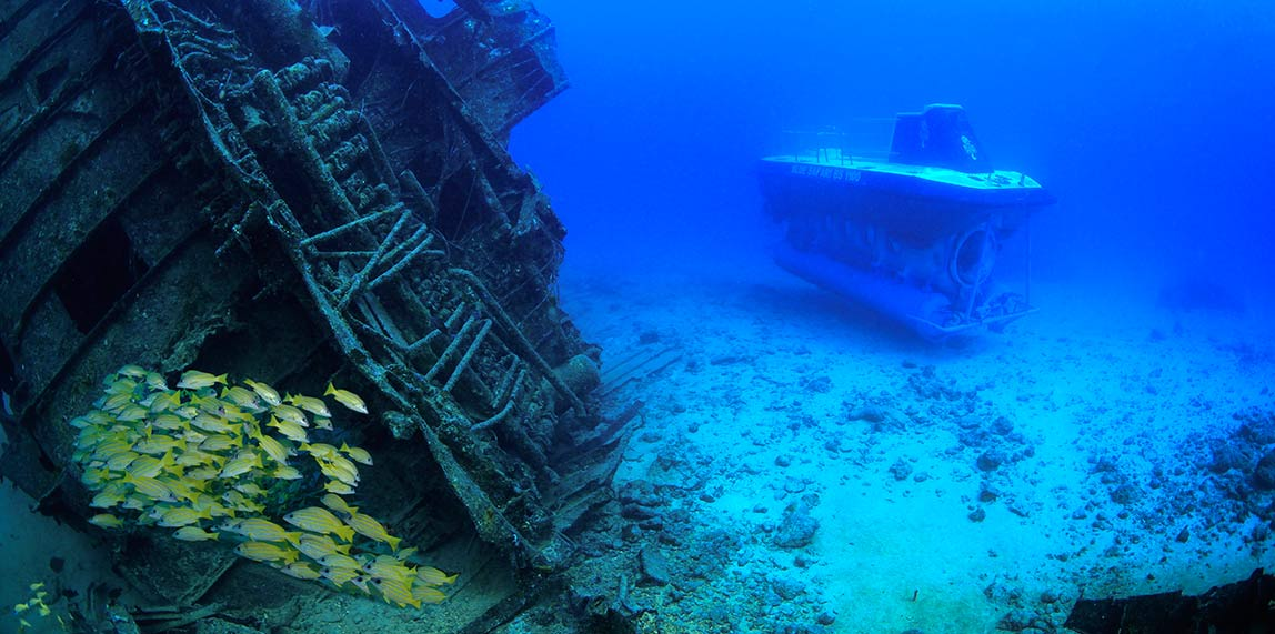Underwater Experience Mauritius