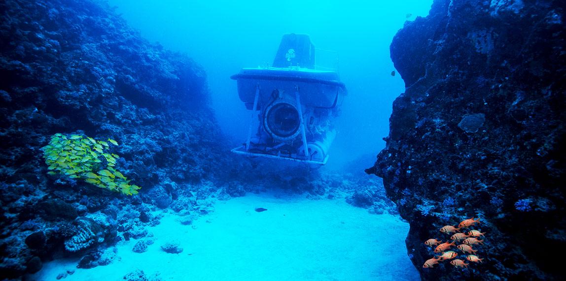 Mauritius Underwater Submarine Experience