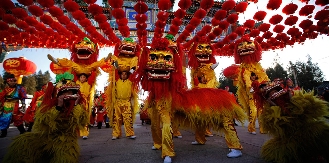 Chinese Spring Festival- Chinese New Year in Mauritius