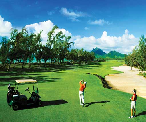 Golf in Mauritius and Mauritius Golf Packages