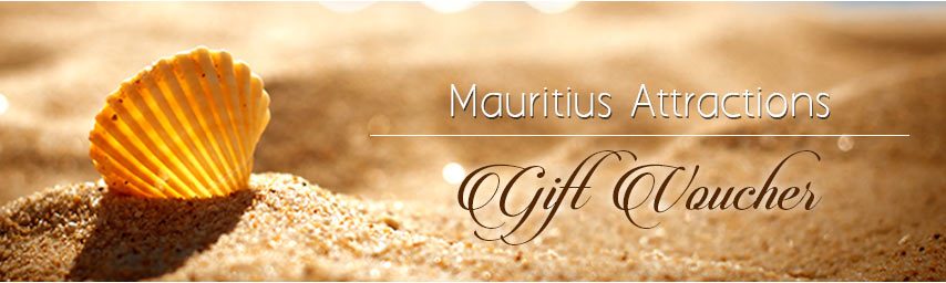Mauritius Attraction Gift Voucher