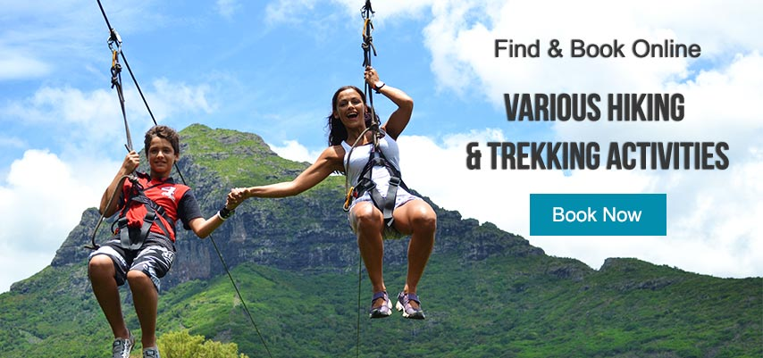 Mauritius Hiking and Trekking Activities