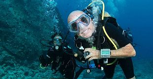 Padi Advanced Open Water Diver Course - Pereybere