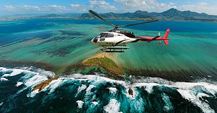 Helicopter Airport Transfer (Up to 4)