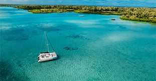 Exclusive Catamaran Cruise - Ile Aux Cerfs Island