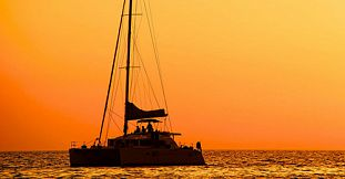 Sunset Catamaran Cruise – North Coast (Grand Bay)