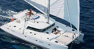 Luxury Yacht Catamaran Cruise