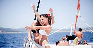 Exclusive Catamaran Cruise - Gabriel Island & Breakfast, Lunch..