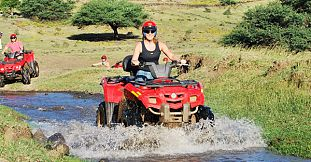 Safari Quad Biking