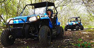 Kids and Teens Polaris Fun Drive Adventure