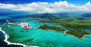 Helicopter Sightseeing Tour from Helipads – Exclusive