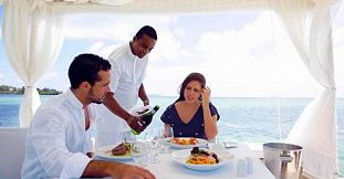 Exclusive Romantic Royal Lunch or Dinner at Sea