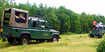 Salazie Lodge: 4x4 Deer Safari Package