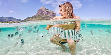 Underwater Photography- West Coast Mauritius
