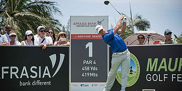 AFRASIA Bank Mauritius Open at The Heritage Golf Club
