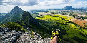 Hiking Trip to Trois Mamelles in the West of Mauritius