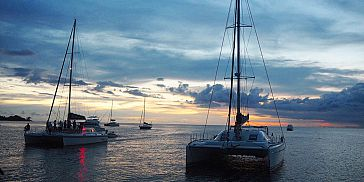 Private sunset cruise west coast mauritius (4)