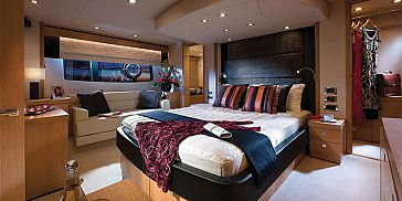 Luxury Accommodation on Board