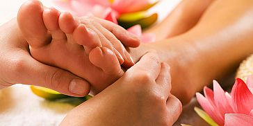 Traditional Foot Reflexology