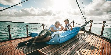 Bounty Pirate Boat Trip - Mauritius North