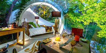 Bois Chéri Bubble Lodge - Mauritius