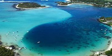 Glass Bottom Boat Trip and Snorkeling at Blue Bay Mauritius