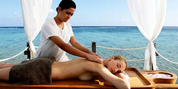 Nira Spa at Shanti Maurice