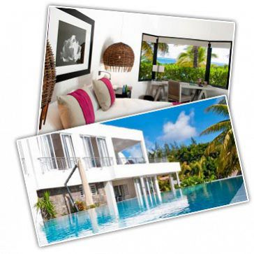 Renting a holiday villa in Mauritius