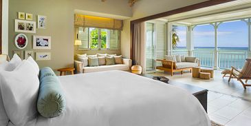 The St. Regis Mauritius Resort-Beach-front Junior Suite