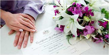 Legal Requirements for Mauritius Weddings