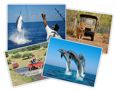 Mauritius Excursions locations