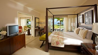 Mauritius sugar beach resort room
