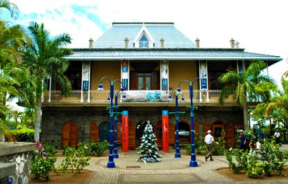 Blue Penny Museum - Mauritius