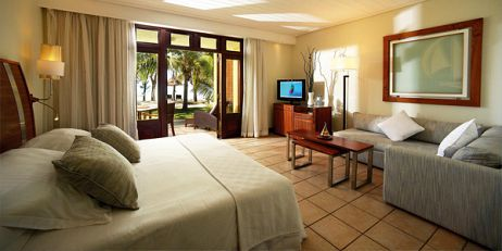 Beachcomber Paradise Hotel and Spa-Deluxe Room