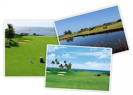 List of Golf Courses in Mauritius