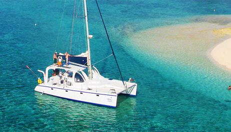 Catamaran Cruise Excursion