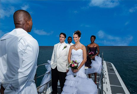 Wedding at Constance Belle Mare Plage