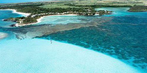Glass Bottom Boat To Blue Bay Marine Park Mauritius