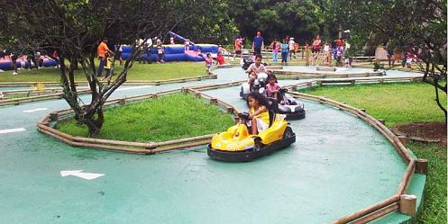 Kids Adventure Park On The East Coast Mauritius Attractions