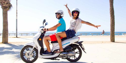Scooter Rental in Rodrigues
