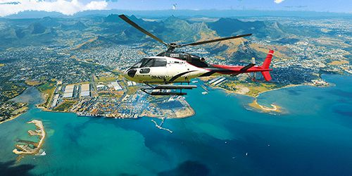 Private Helicopter Sightseeing Tour (Up to 6 Pax)