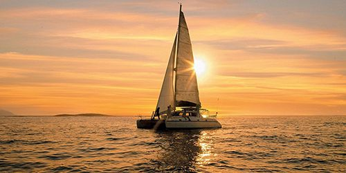 Overnight Catamaran Sunset-Dinner Cruise