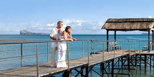 LUX* Grand Gaube Day Package for Couples