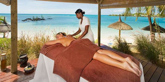 Merville Beach Hotel – Spa Day Package
