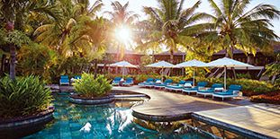 Hotel day package at LUX* Le Morne