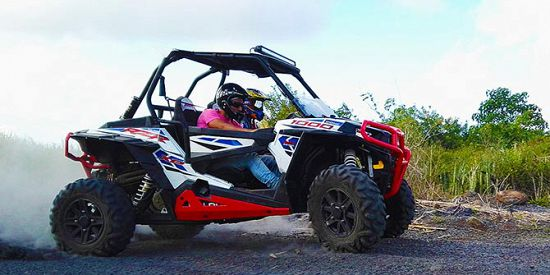 Adrenaline Rush Ride (Polaris RZR)