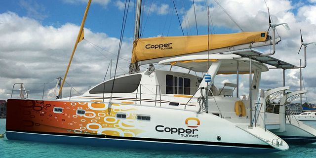 Private overnight catamaran cruise north coast (3)