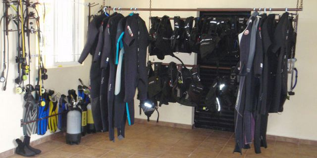 PADI Discovery Initiation diving in mauritius (13)