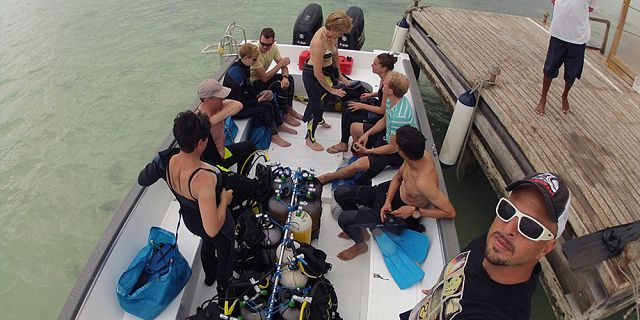 Certified open water diver course in mauritius (1)